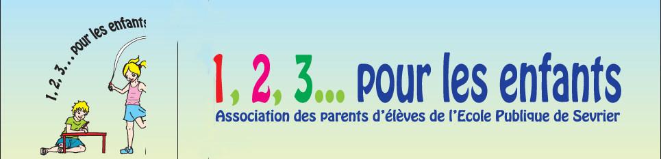 1,2,3...pour les enfants